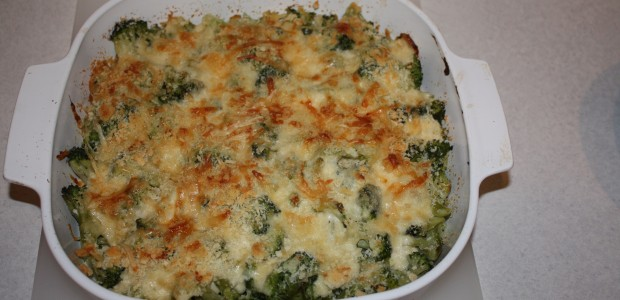 Broccoli Gratin – Wonderful company side!!
